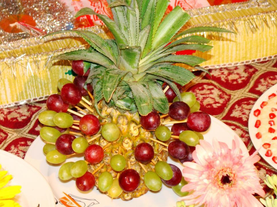 Download Free Stock HD Photo of Fruits Decoration Online