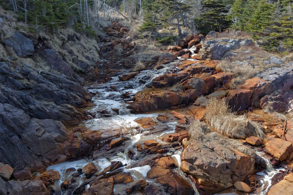 Download Free Stock HD Photo of Environmental river damage Online