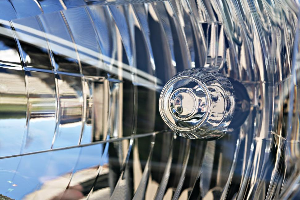 Download Free Stock HD Photo of Glass Headlight Online