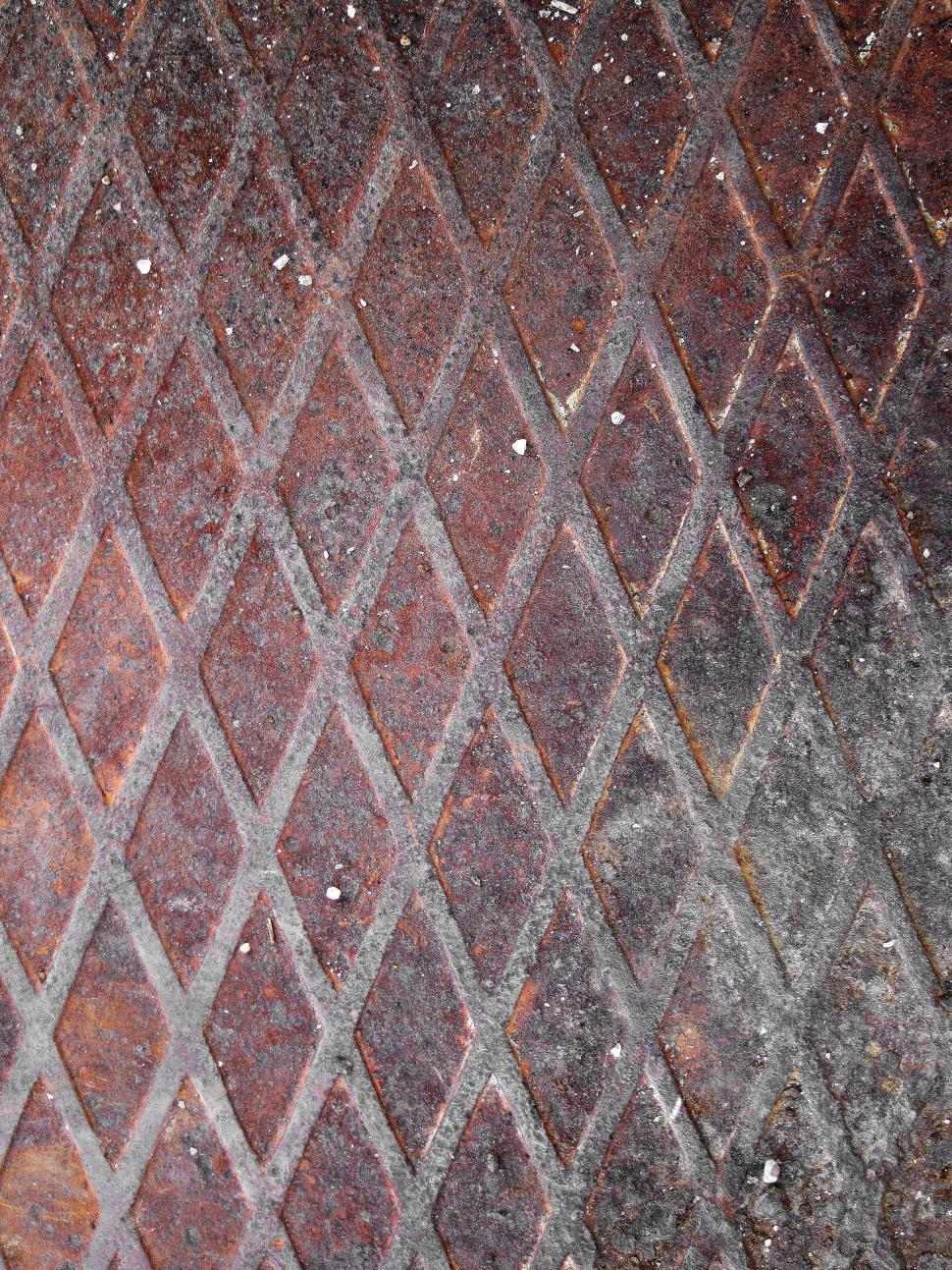 Download Free Stock HD Photo of Diamond Tread Pattern Online