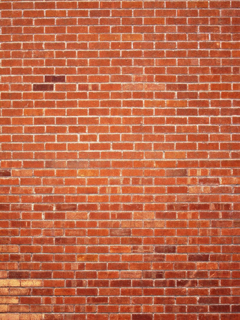 Download Free Stock HD Photo of Red Brick Wall Online
