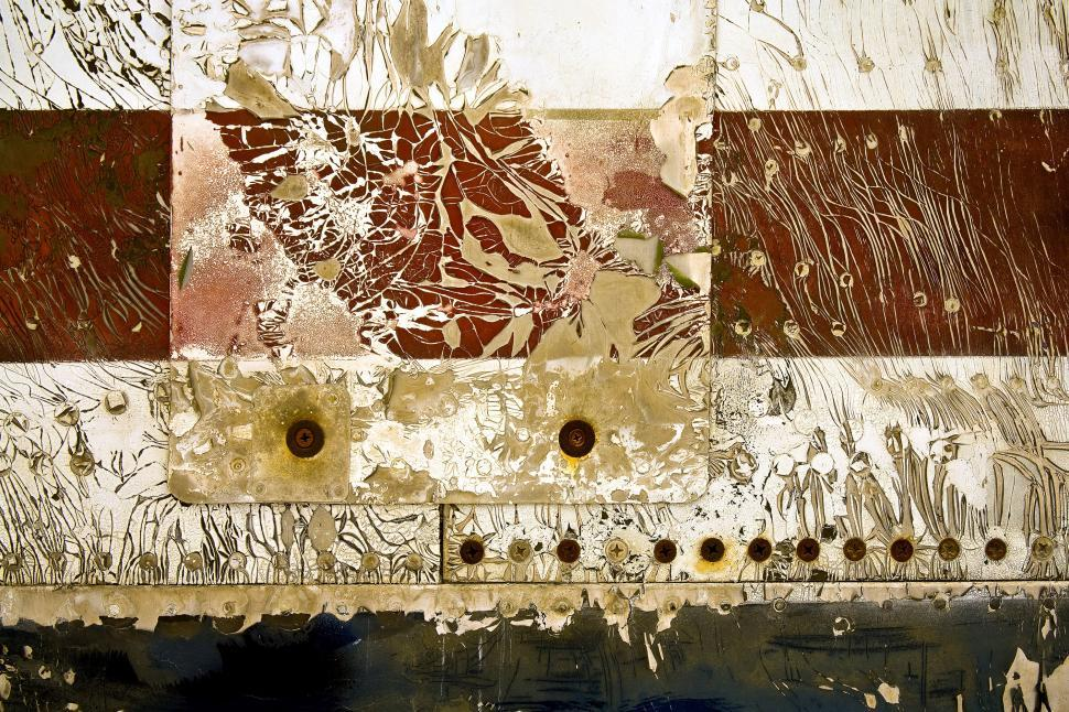 Download Free Stock HD Photo of Peeling Paint and Screws Online