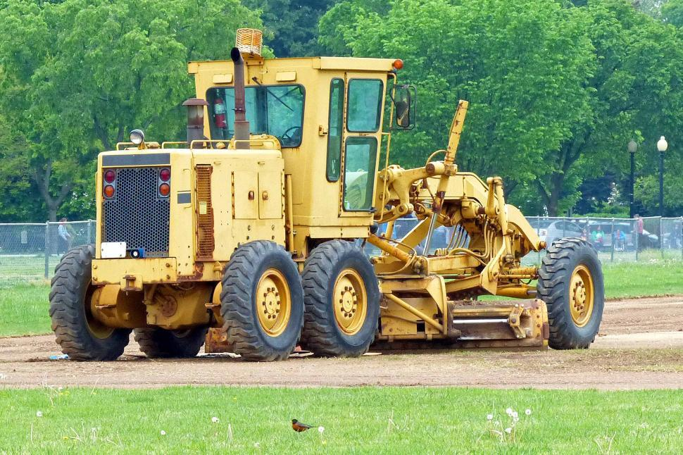 Get Free Stock Photos of Road Grader Online | Download ...