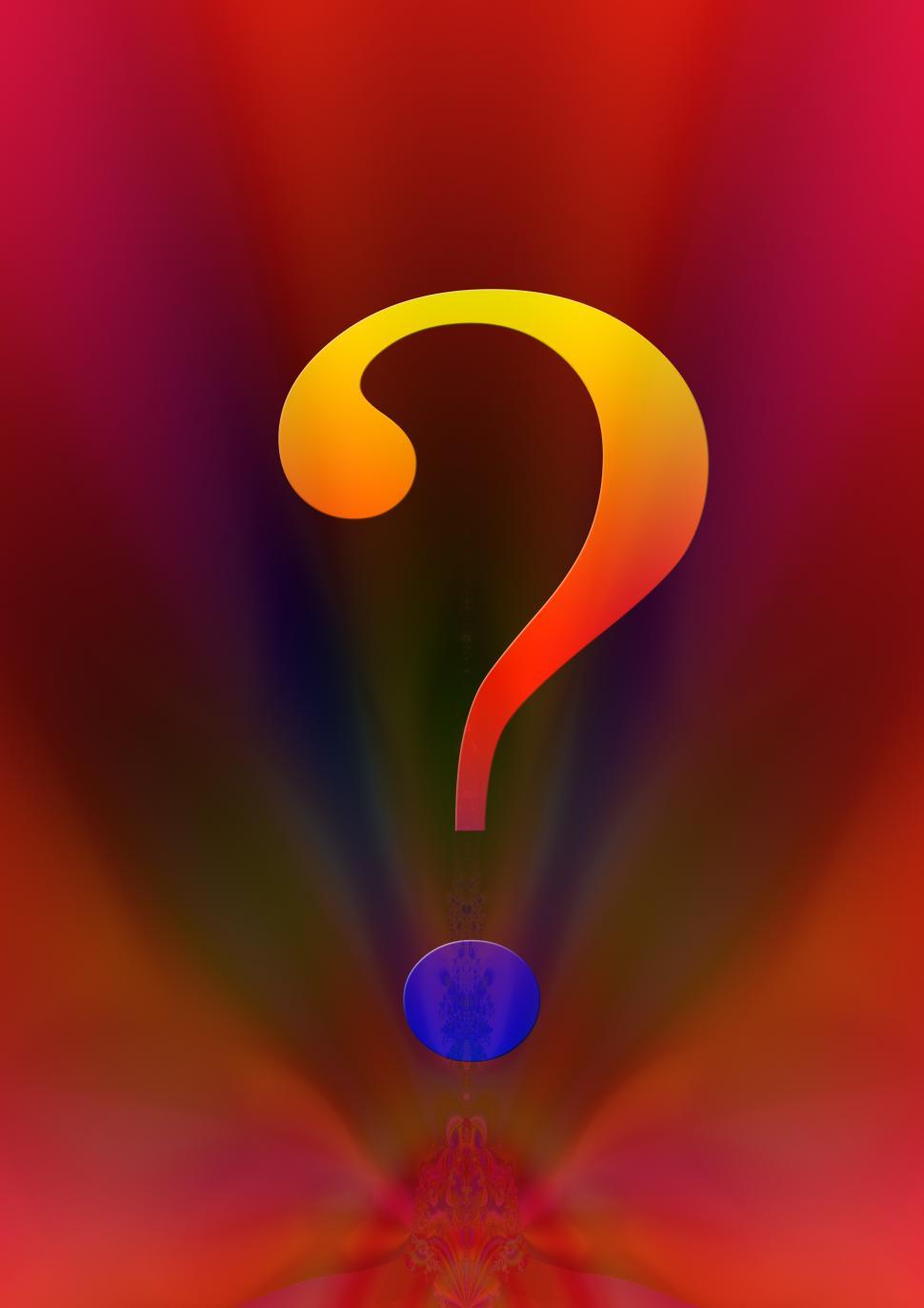 Download Free Stock HD Photo of Question mark  Online