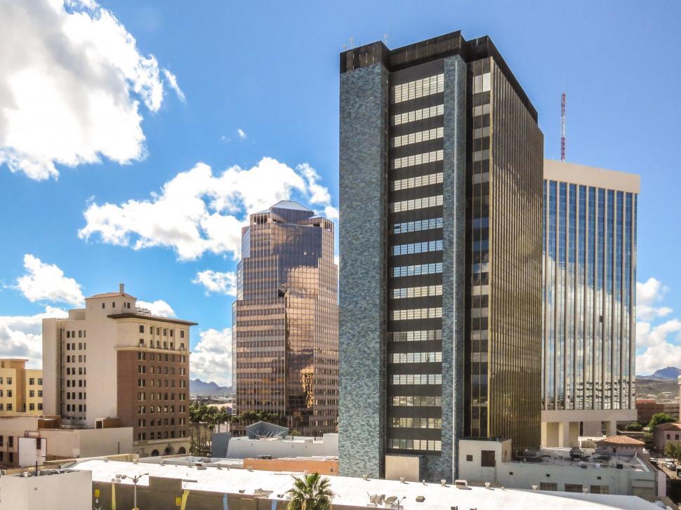 Download Free Stock HD Photo of View of Tucson, Arizona Online