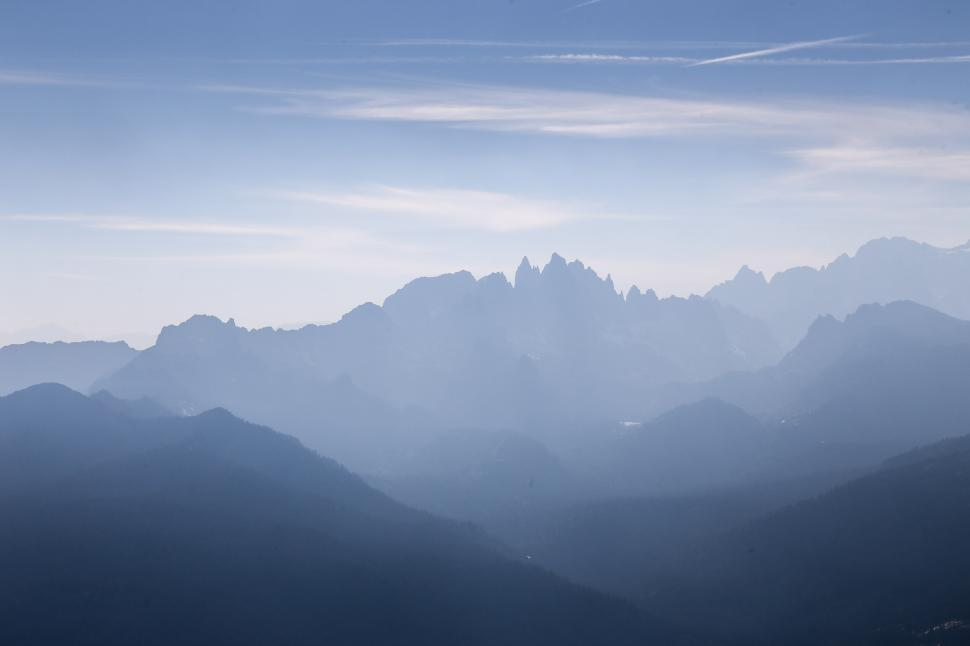 Download Free Stock HD Photo of The Minarets - Jagged peaks Online