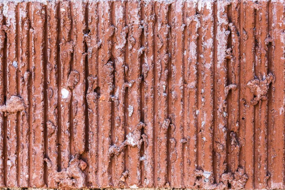 Download Free Stock HD Photo of Red Patterned Brick Online