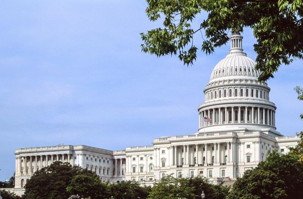 Download Free Stock HD Photo of United States Capitol Online