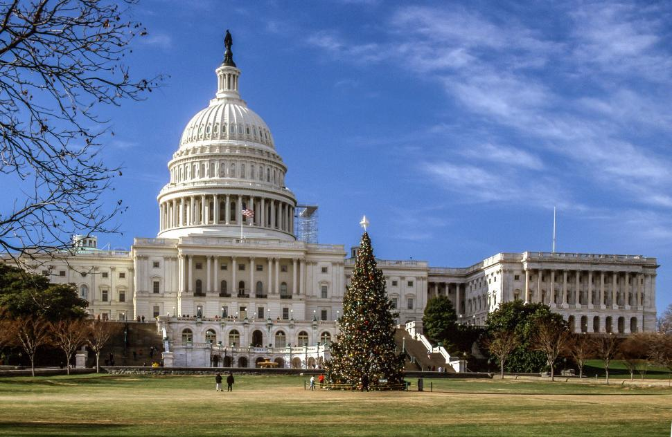 Download Free Stock HD Photo of Capitol Hill Online