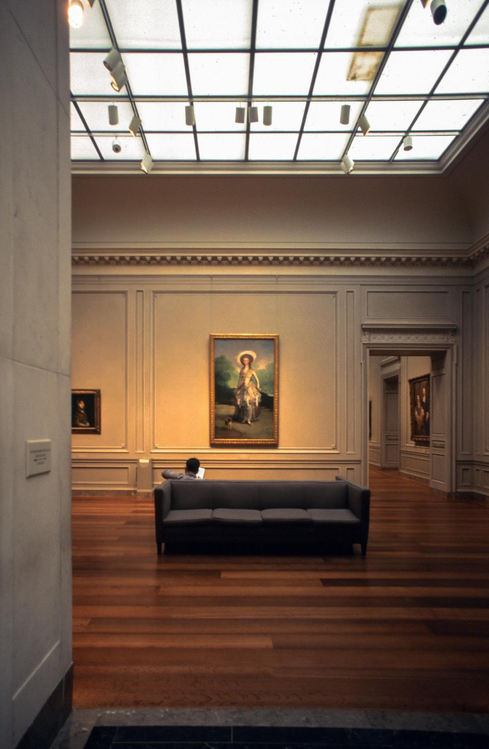 Download Free Stock HD Photo of National Art gallery Online