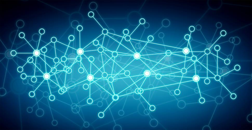Download Free Stock HD Photo of Mesh - A Network of Relations Between Entities Online