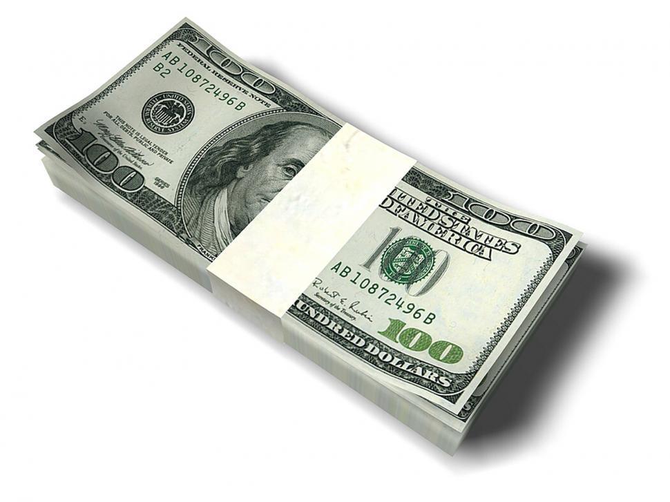 Download Free Stock HD Photo of Bundle of Dollars Money Online