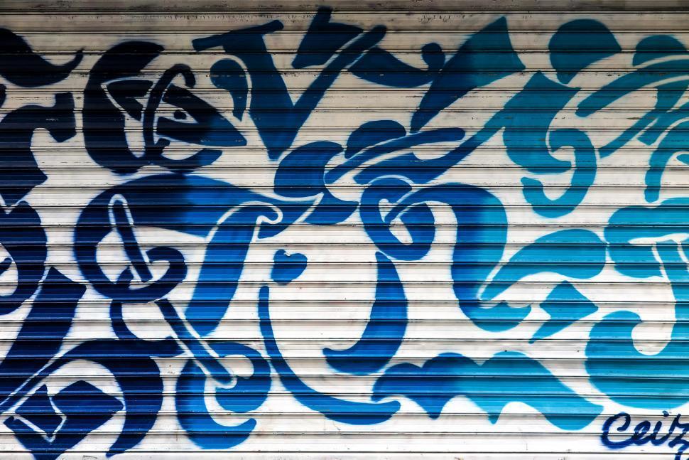 Download Free Stock HD Photo of Street art door Online