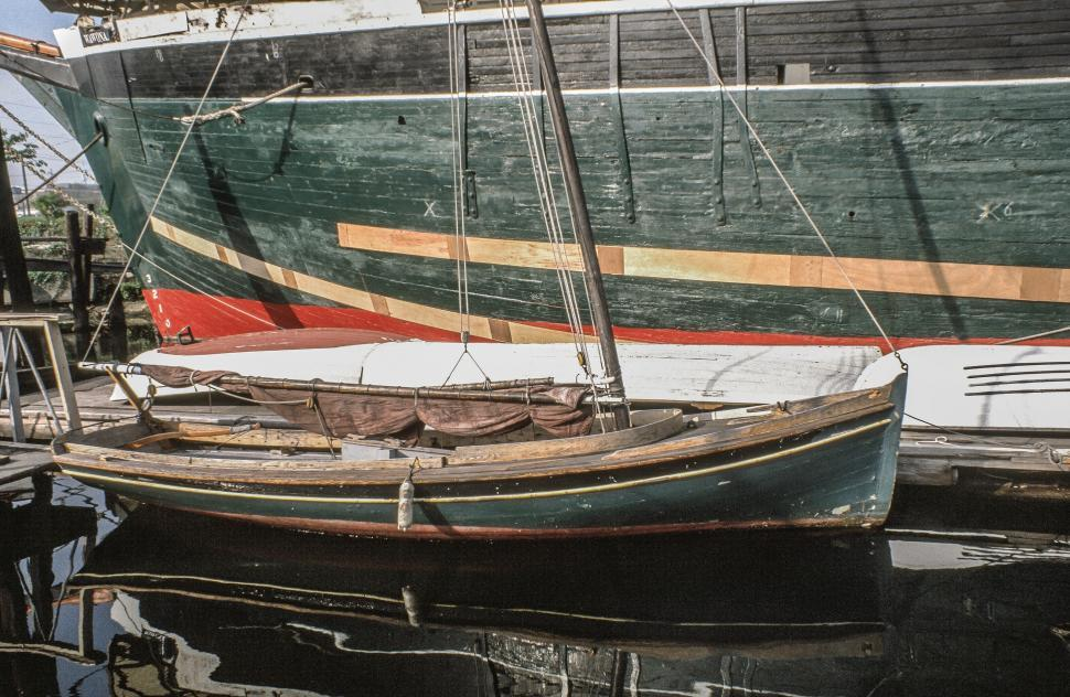 Download Free Stock HD Photo of Wooden Boats Online