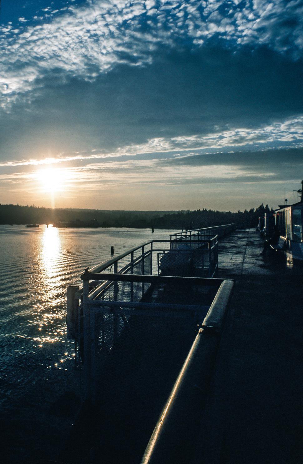 Download Free Stock HD Photo of Pier in Seattle Online