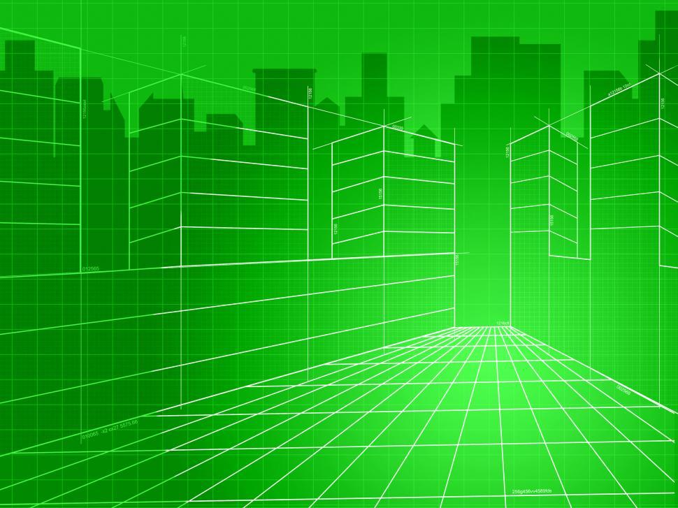 Download Free Stock HD Photo of City Background Means Backdrop Biz And Business Online