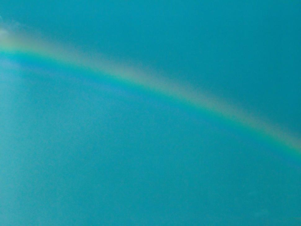 Download Free Stock HD Photo of Pale Rainbow Background Online