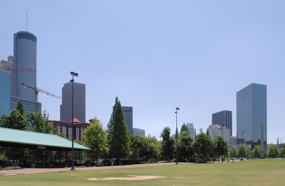 Free Stock Hd Photo Of Atlanta Downtown Online