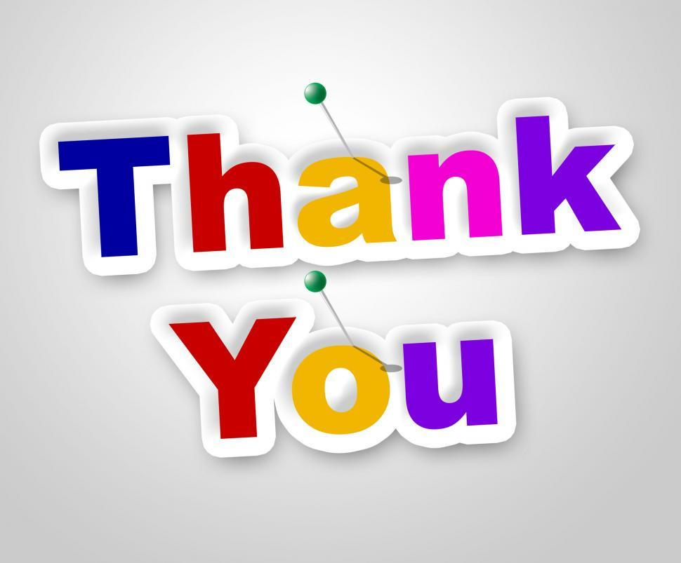 Thanks for watching Royalty Free Vector Image - VectorStock | 803x970