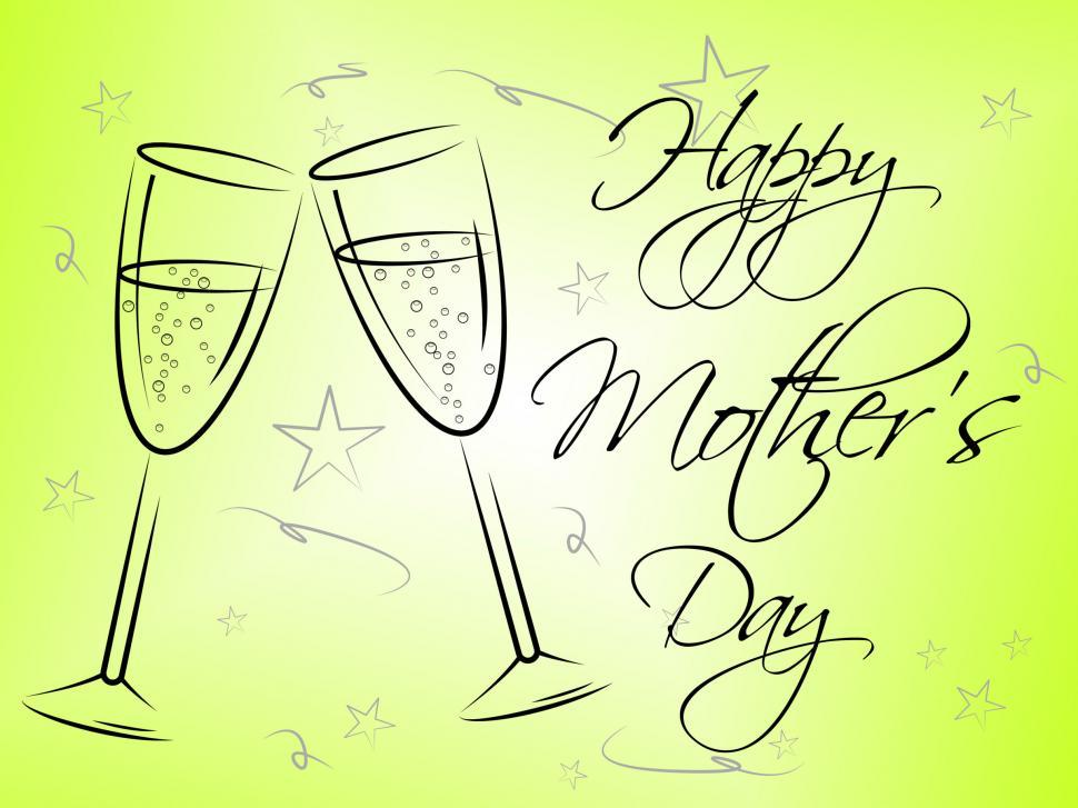 Download Free Stock HD Photo of Happy Mother s Day Represents Mummy Mum And Joy Online