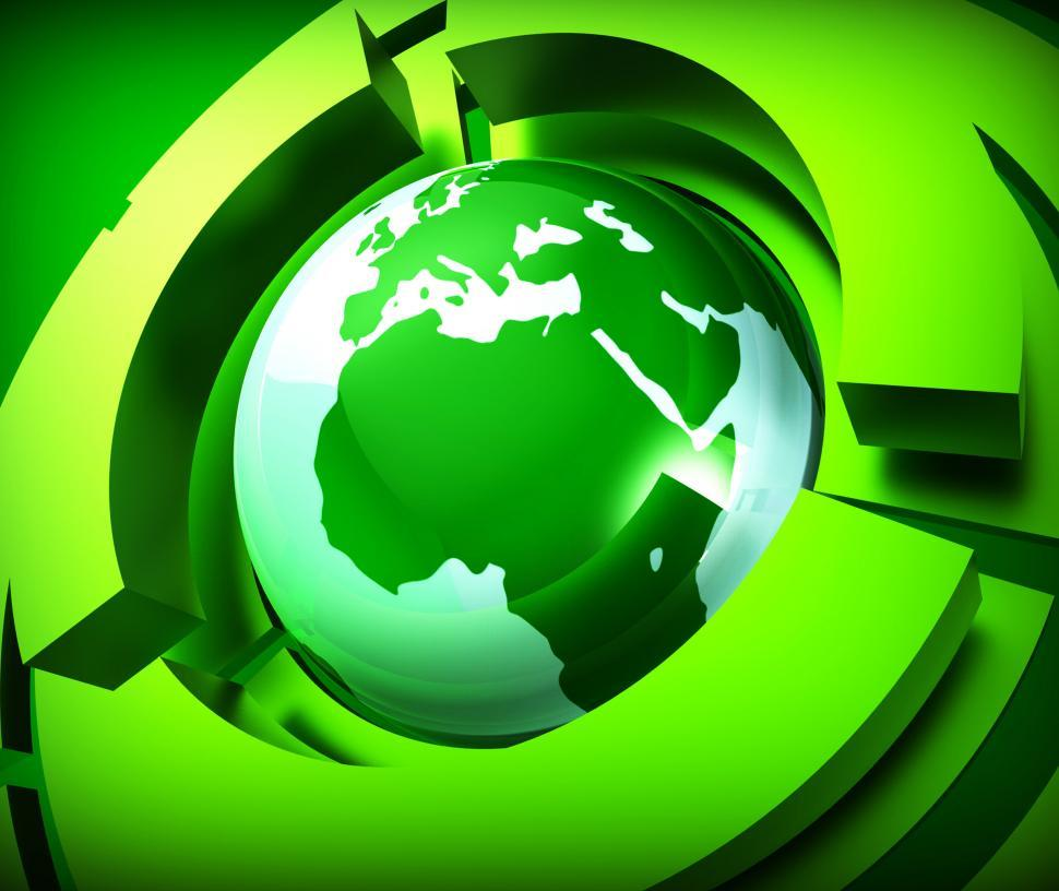 Download Free Stock HD Photo of Worldwide Globe Represents Online Globally And Globalise Online