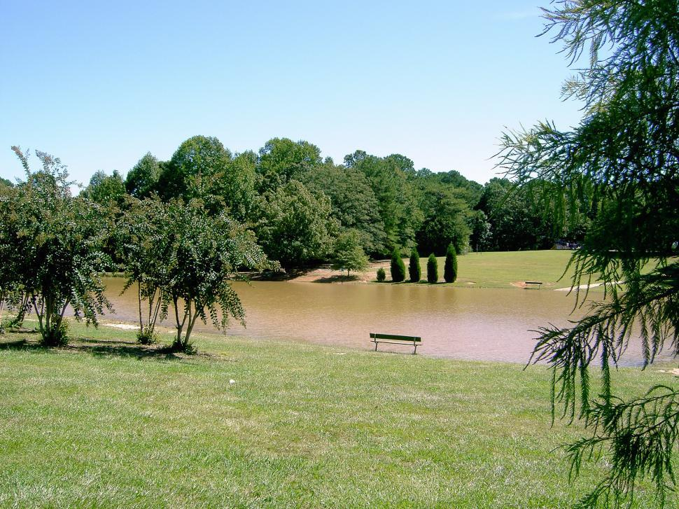 Download Free Stock HD Photo of Suburban Park Online