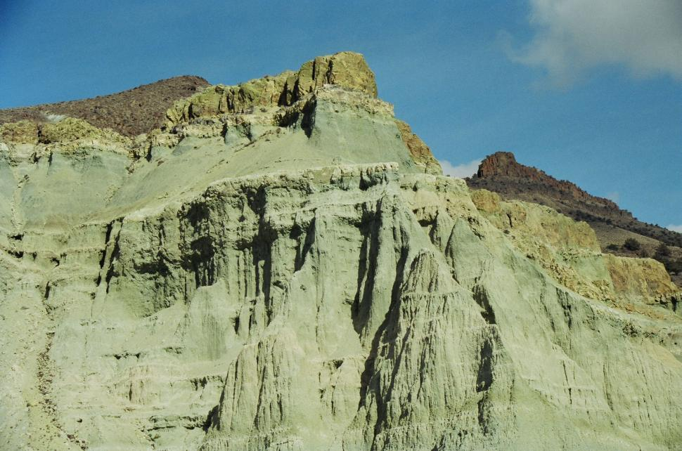 Download Free Stock HD Photo of John Day Fossil Beds 1 Online