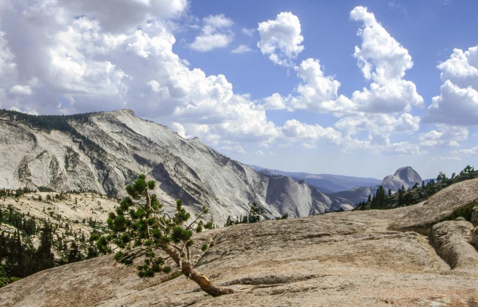 Download Free Stock HD Photo of Yosemite - Olmsted Point View Online