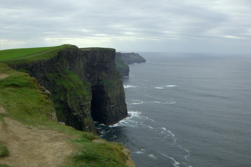 Download Free Stock HD Photo of Cliffs of Moher Online