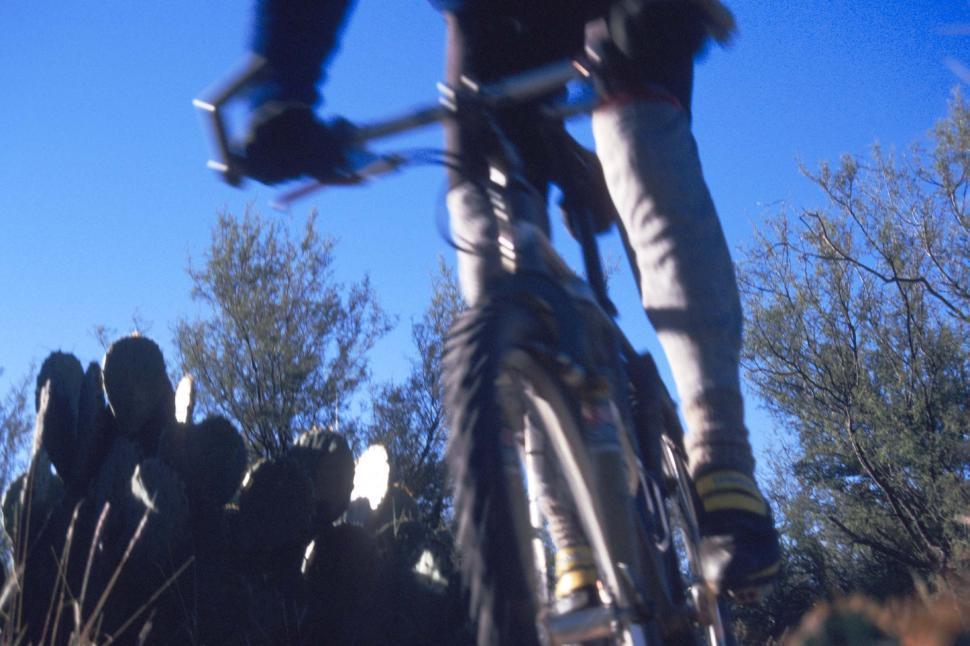 Download Free Stock HD Photo of Mountain biker rider Online
