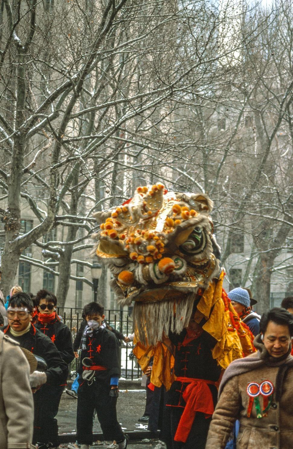 Download Free Stock HD Photo of Chinese New Year In New York Online