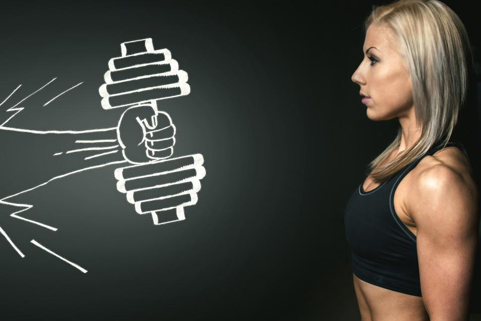 Download Free Stock HD Photo of Jumpstart Your Training - Strenght Training for Women  Online