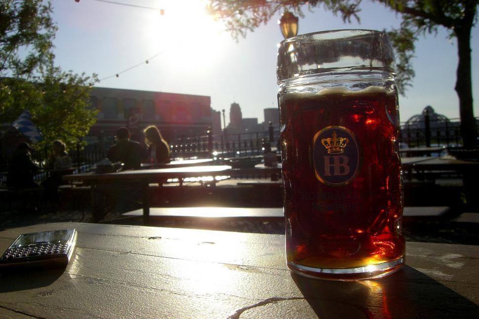 Download Free Stock HD Photo of Hoffbrau - beer Online