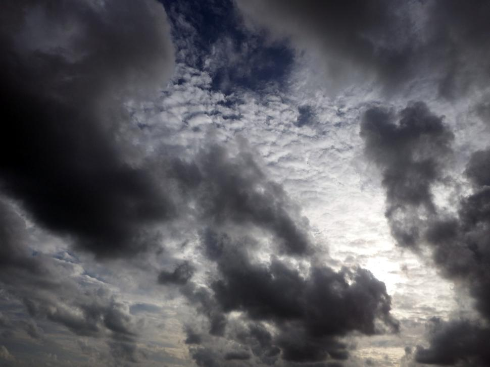 Download Free Stock HD Photo of Dramatic Clouds Stormy Sky  Online