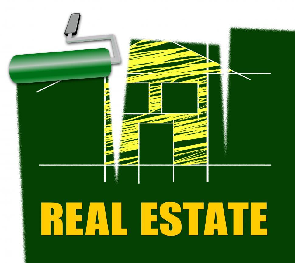 Real Estate Shows Houses For Sale And Realty