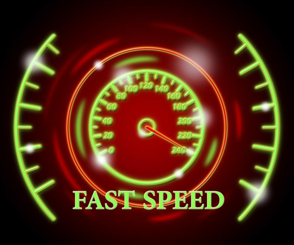 Download Free Stock HD Photo of Fast Speed Represents Searching Internet And Online Online