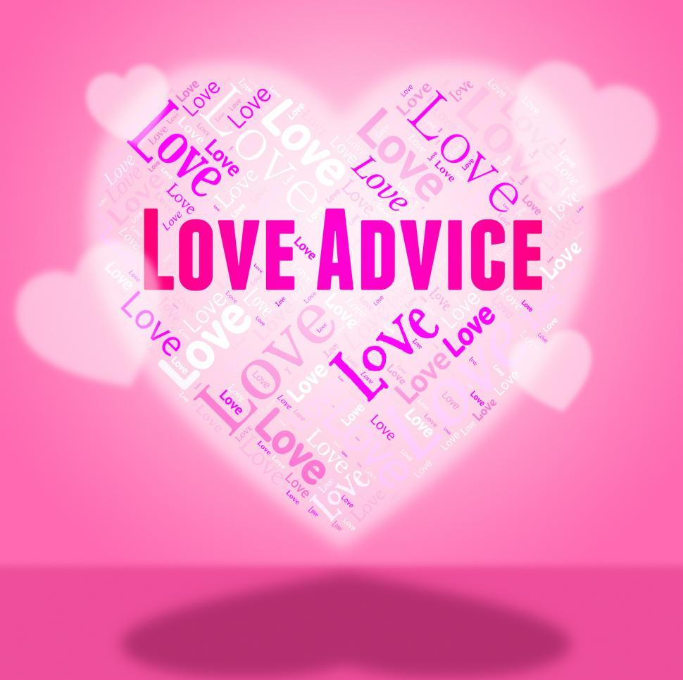 love advice online