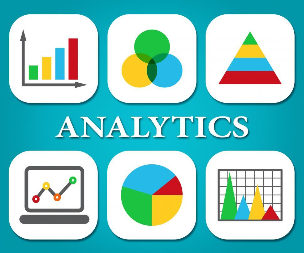 Download Free Stock HD Photo of Analytics Charts Represents Business Graph And Statistics Online