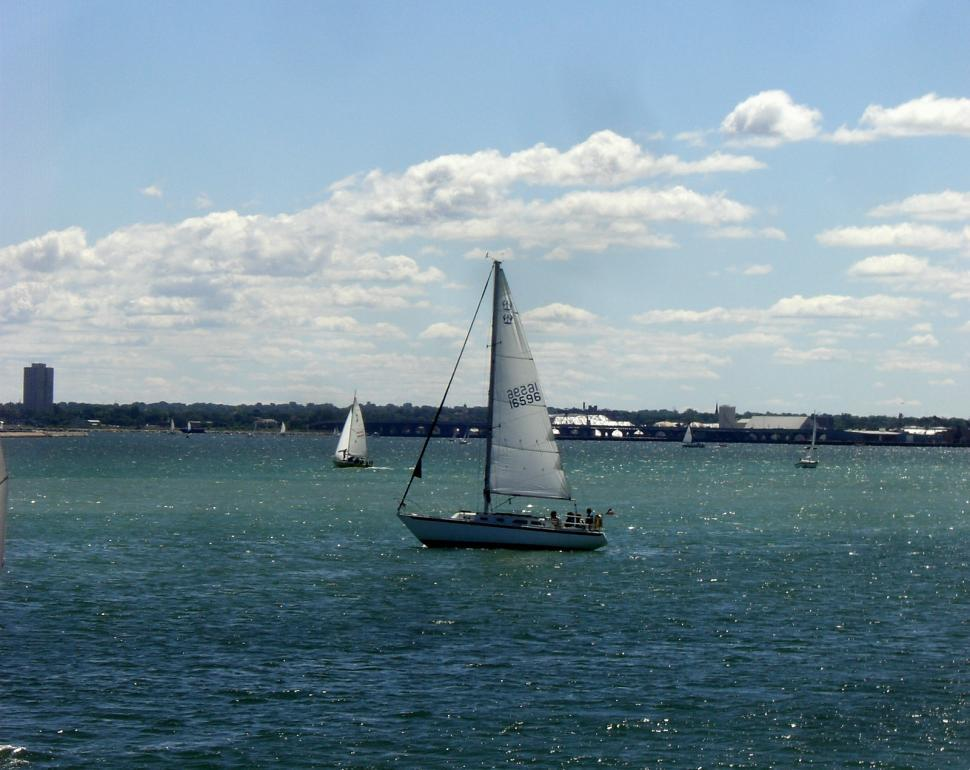 Download Free Stock HD Photo of Sailboats in Milwaukee Online