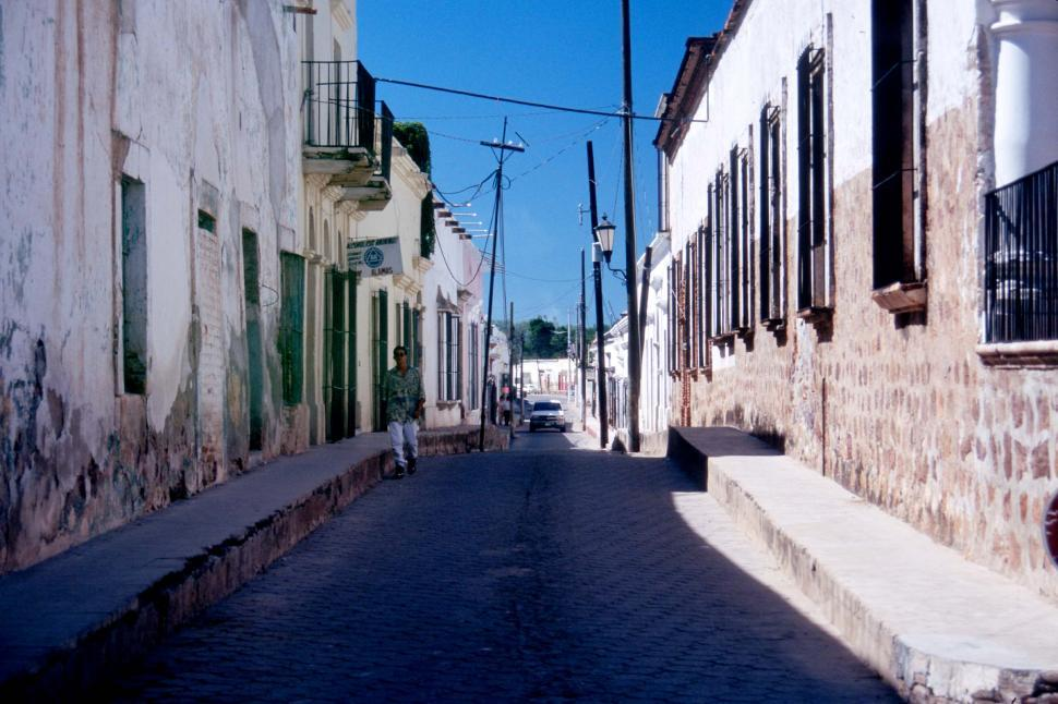 Download Free Stock HD Photo of Street in Alamos, Sonora, Mexico Online