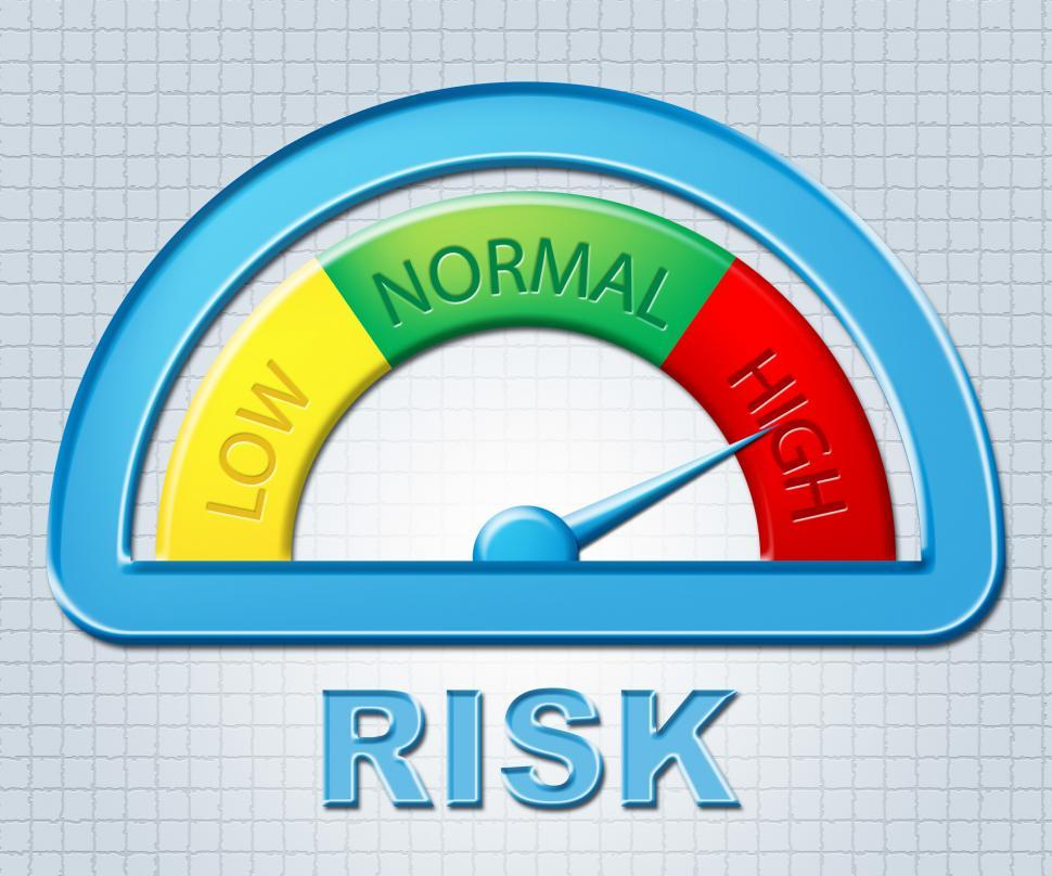 Download Free Stock HD Photo of High Risk Represents Indicator Excess And Risks Online