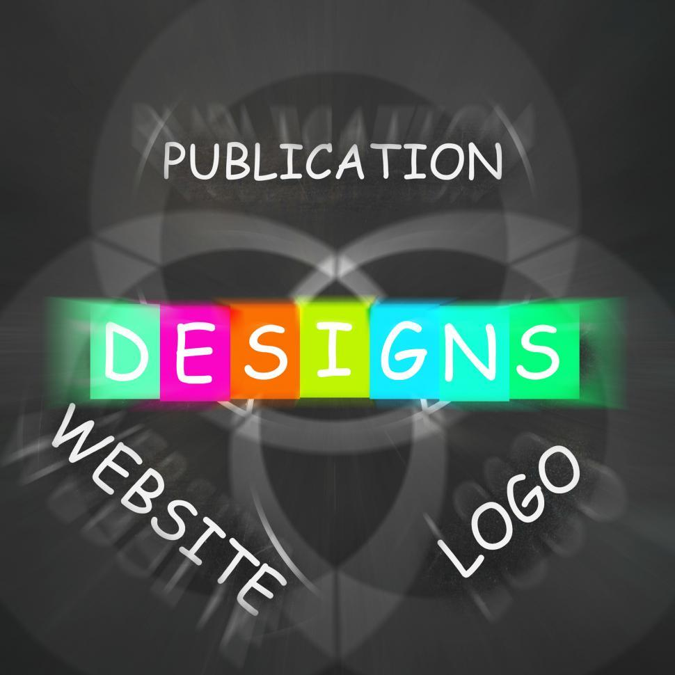 get free stock photos of web design words displays designs for logo
