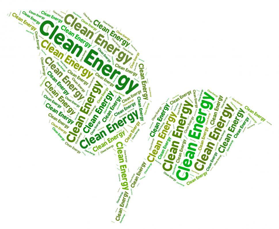 Download Free Stock HD Photo of Clean Energy Represents Earth Friendly And Conservation Online