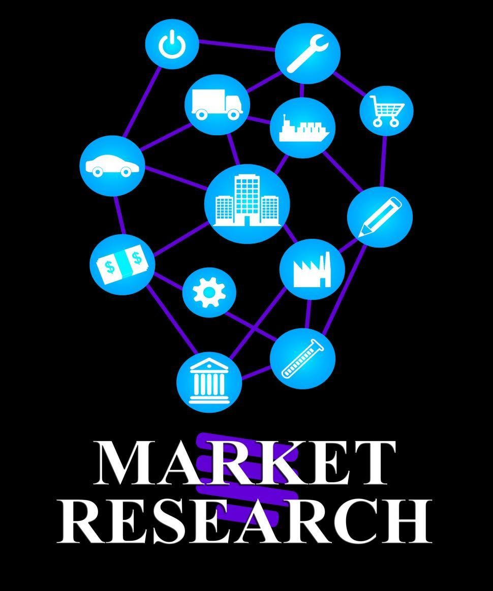 Download Free Stock HD Photo of Market Research Means For Sale And Business Online