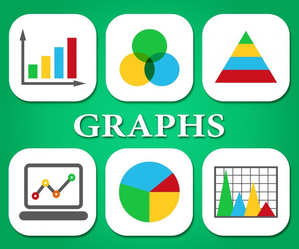 Download Free Stock HD Photo of Graphs Charts Means Infochart Statistics And Forecast Online