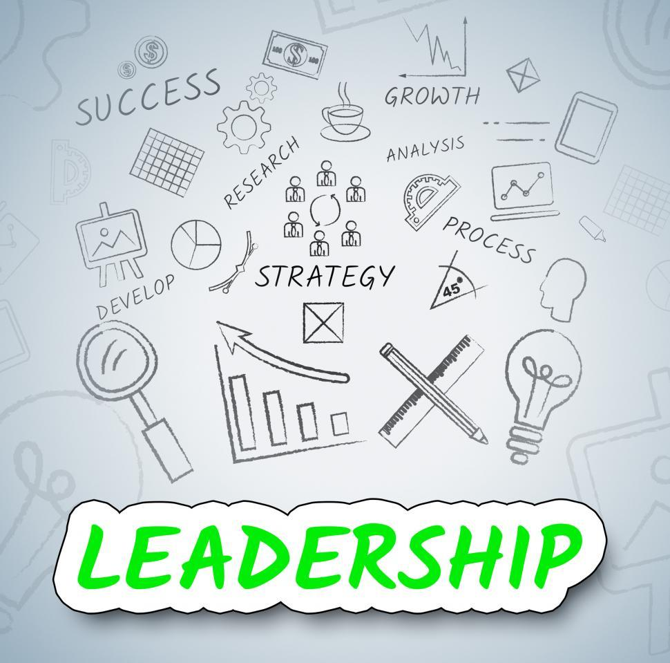 Download Free Stock HD Photo of Leadership Ideas Represents Concepts Choices And Consider Online