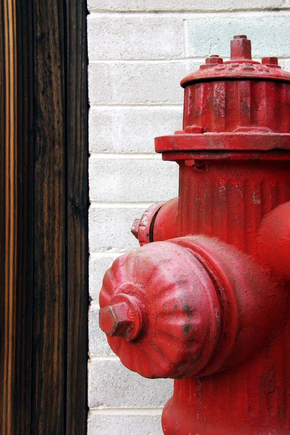 Download Free Stock HD Photo of Red fire hydrant Online