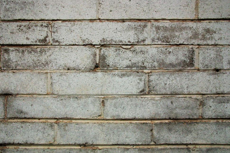 Download Free Stock HD Photo of Weathered the block wall Online