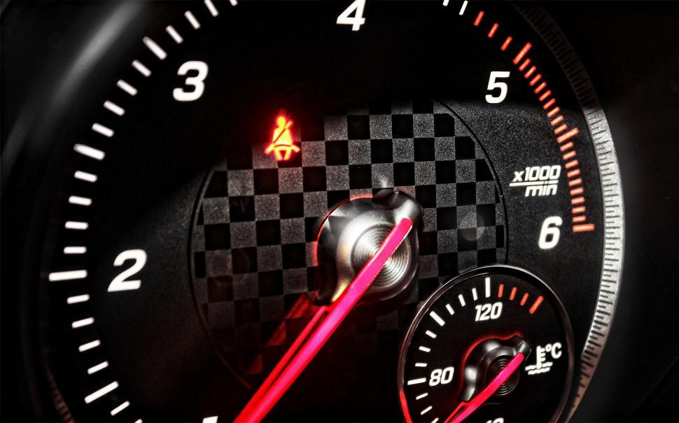 Download Free Stock HD Photo of Sports Car RPM Gauge Speeding  Online