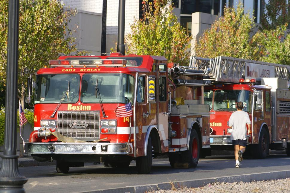 Download Free Stock HD Photo of Fire Truck Online